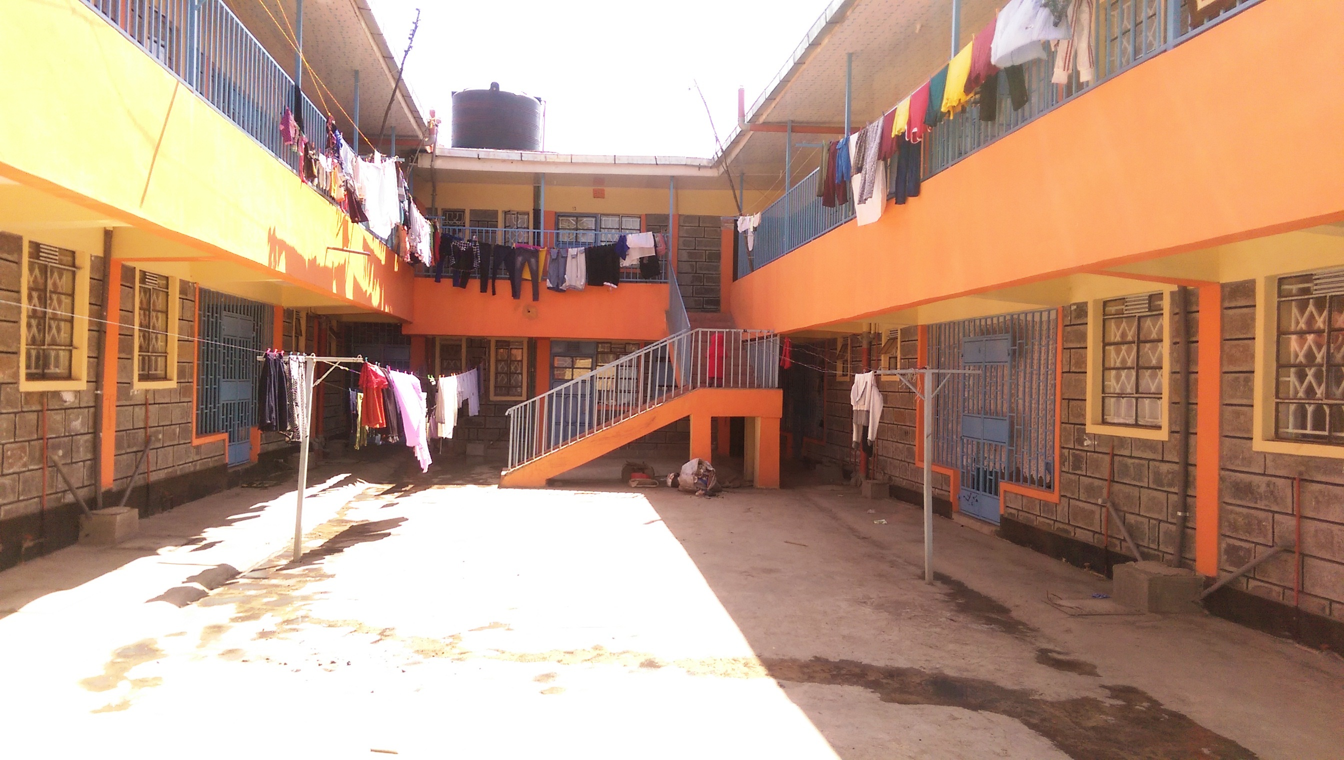 1 bedroom to let in Mawanga center.