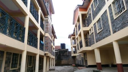 2 bedrooms apartments to let in Kiamunyi.