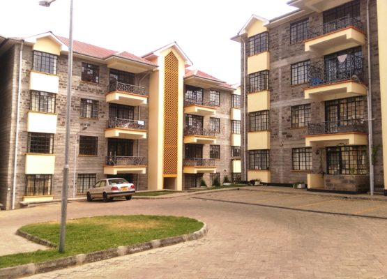 3 bedroom en suite apartments to let in Kiamunyi