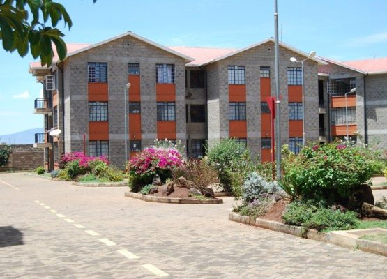 Flame Park Apartments Thika