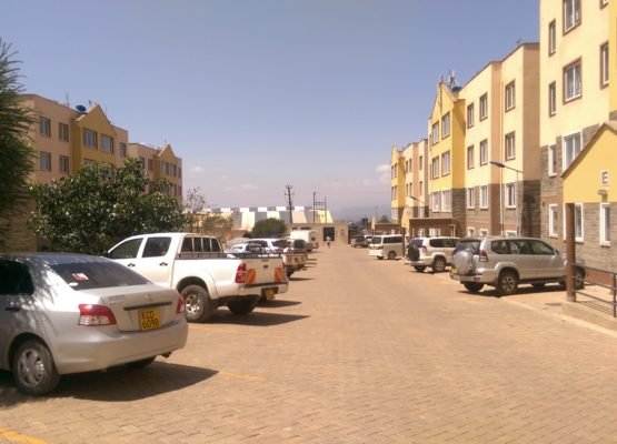 3 bedroom apartment for sale in Milimani Apartments