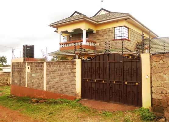 4 bedroom Maisonette for sale in Ruiru, Nairobi