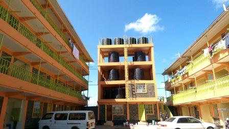 apartment for sale - compound view