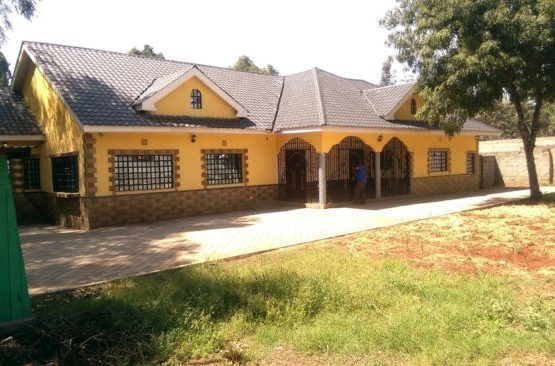 Beautiful home for sale at Section 58-Nakuru