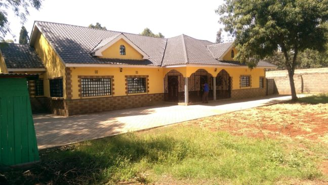 Beautiful Home For Sale At Section 58 Nakuru ...