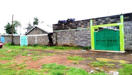 rental house for sale near Egerton University.