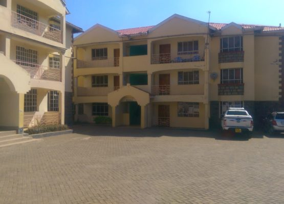 3 bedroom master ensuite apartment to let in Kiamunyi,Nakuru.