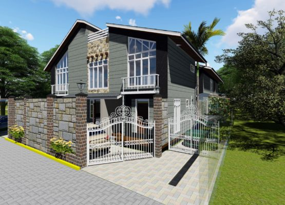 3 bedroom masionettes for sale in nakuru