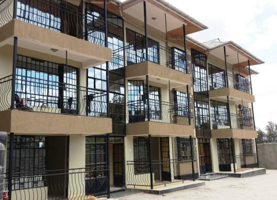 2 bedrooms master en suite apartments to let in Kiamunyi.