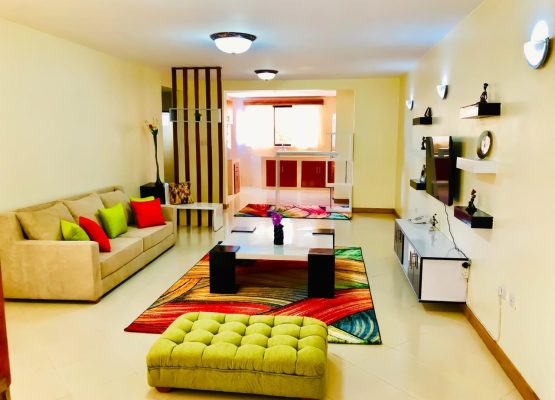 3 bedroom furnished apartments in Naka,Nakuru