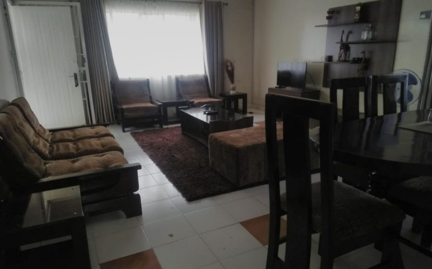 3 bedroom furnished own compound in sec 58