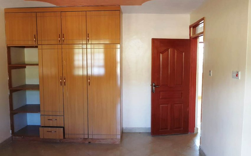 3 bedroom apartments to let in Kiti,Nakuru