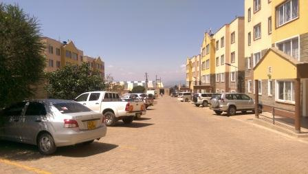 3 bedroom apartments to let in Milimani,Nakuru