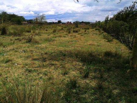 10 acres for sale near Laikipia University, Nakuru